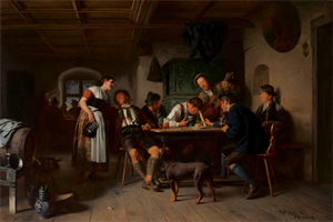 Image of Im Gasthaus (At the Inn)