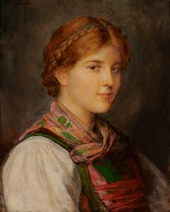 Image of The Blonde Bavarian