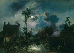 Image of Moonlight Scene