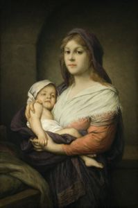 Image of Mutter und Kind (Mother and Child)