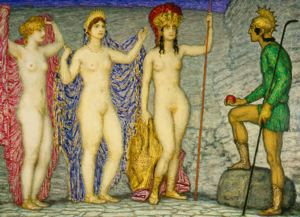 Image of Urteil des Paris (The Judgment of Paris)