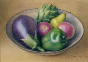 Image of Vegetables & Pear