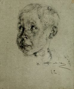 Image of Young Boy, Russia
