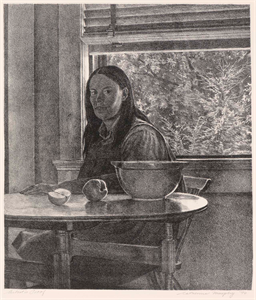 Image of Still Life, Self Portrait and Landscape