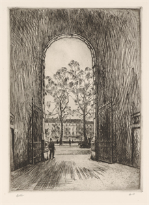 Image of Arc du Louvre