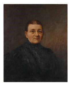 Image of Louisa Rier Frye, mother of Charles H. Frye