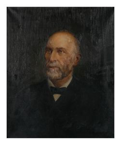 Image of Hermann H. Frye, father of Charles H. Frye