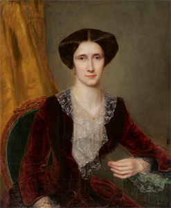 Image of Portrait of a woman