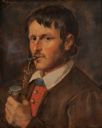 Image of Man with a Pipe