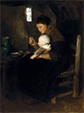 Image of Dutch Woman and Child