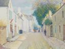 Image of Village Street, Brittany