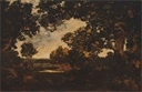 Image of Old Oaks, Sunset