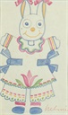 Image of Untitled [Easter Bunny postcard]