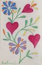 Image of Untitled [Hearts and Flowers]