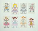Image of Untitled [Eight dolls]
