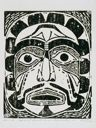 Image of Northwest Coast Indian Mask