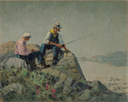 Image of Two Fishermen