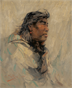 Image of Eskimo Woman, Lower Kuskokwim